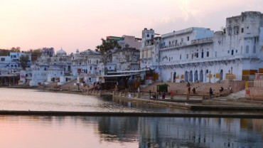 Jaipur in Pushkar, Indija SLIKE 2015